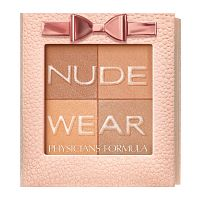Пудра бронзер Nude Wear Glowing Nude Bronzer Тон: Загар, Physicians Formula