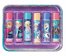 Набор Disney Frozen 6шт, Lip Smacker